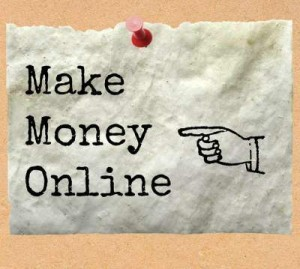 how to make full time money online