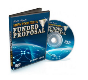 How To Build A Funded Proposal