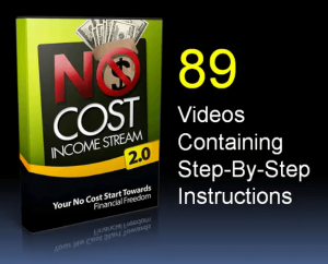 No cost income Stream 2.0 Product