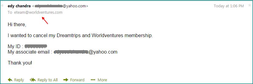 How To Cancel WorldVentures Membership