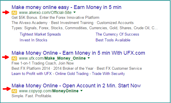 earn commissions selling online using paid traffic