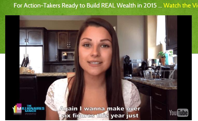 the millionaires scam