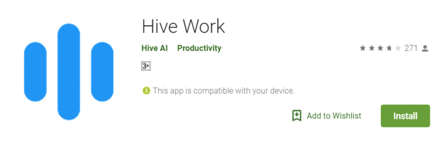 hive work review